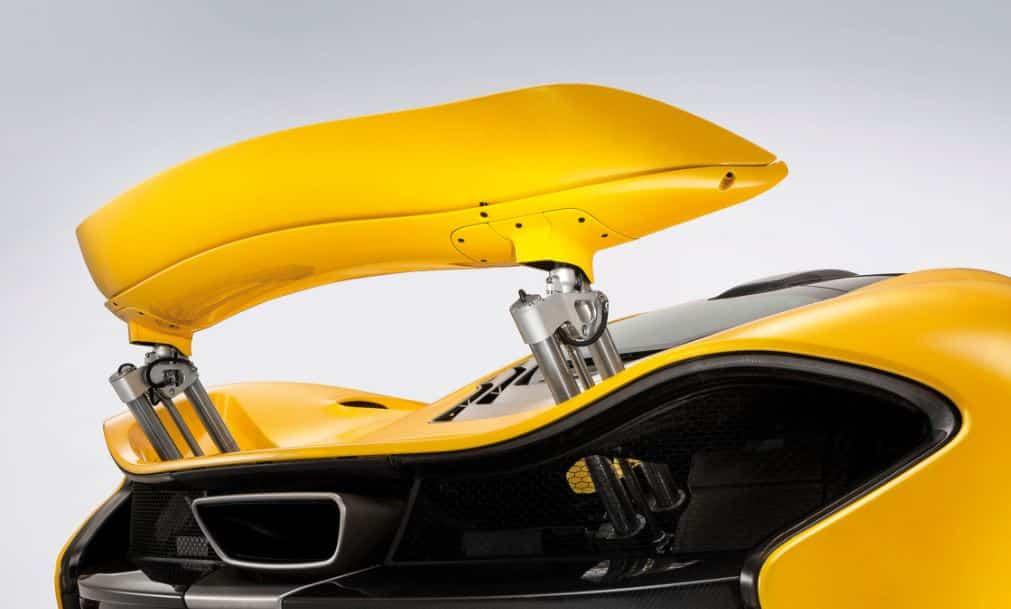 Aerodinámica activa: Estos son los 10 elementos más fascinantes de los superdeportivos de élite