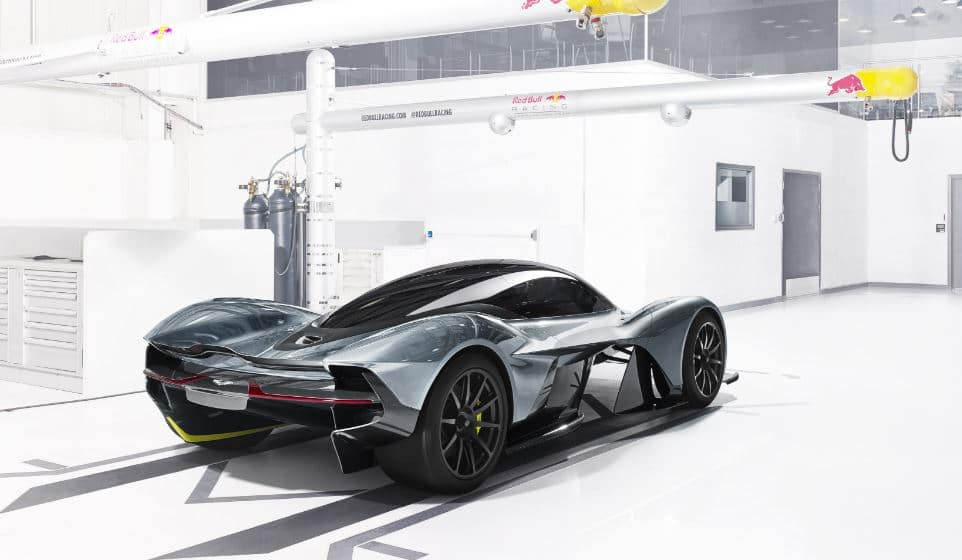 Aston Martin Red Bull 2