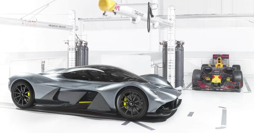 Aston Martin Red Bull 6