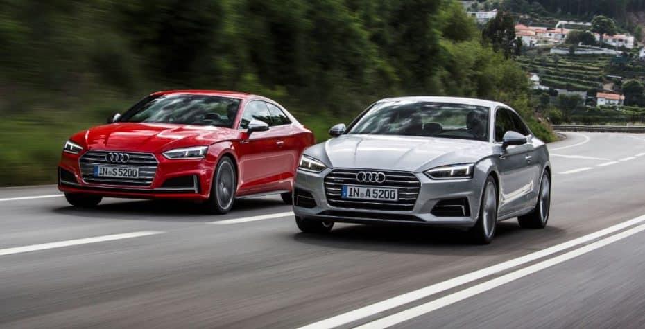 El nuevo Audi A5 Coupé ya tiene precio y la S line edition te gustará: ¡Maldito dinero!