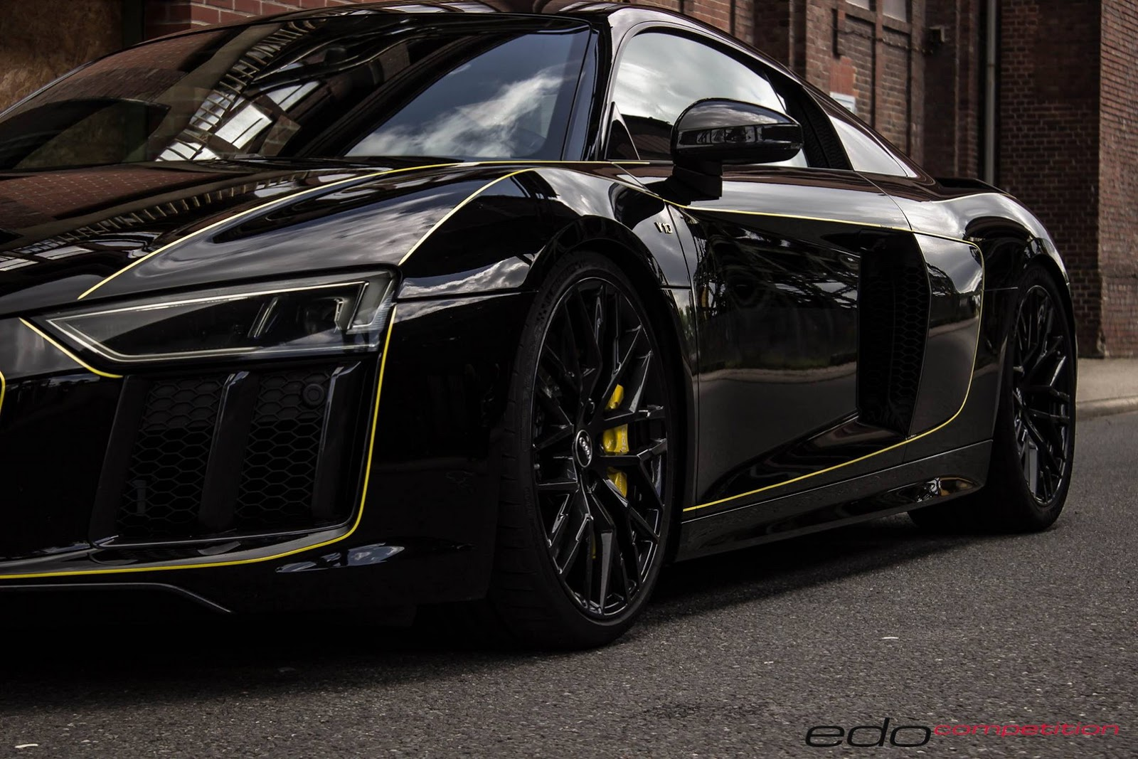 Audi R8 V10 Plus Edo Competition.11
