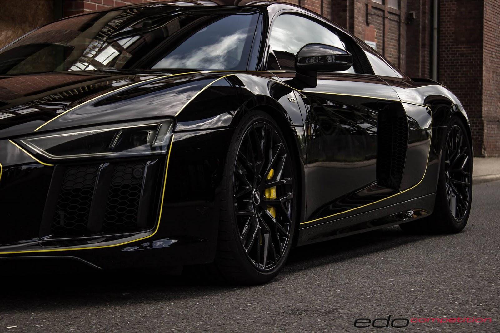 Audi R8 V10 Plus Edo Competition.11