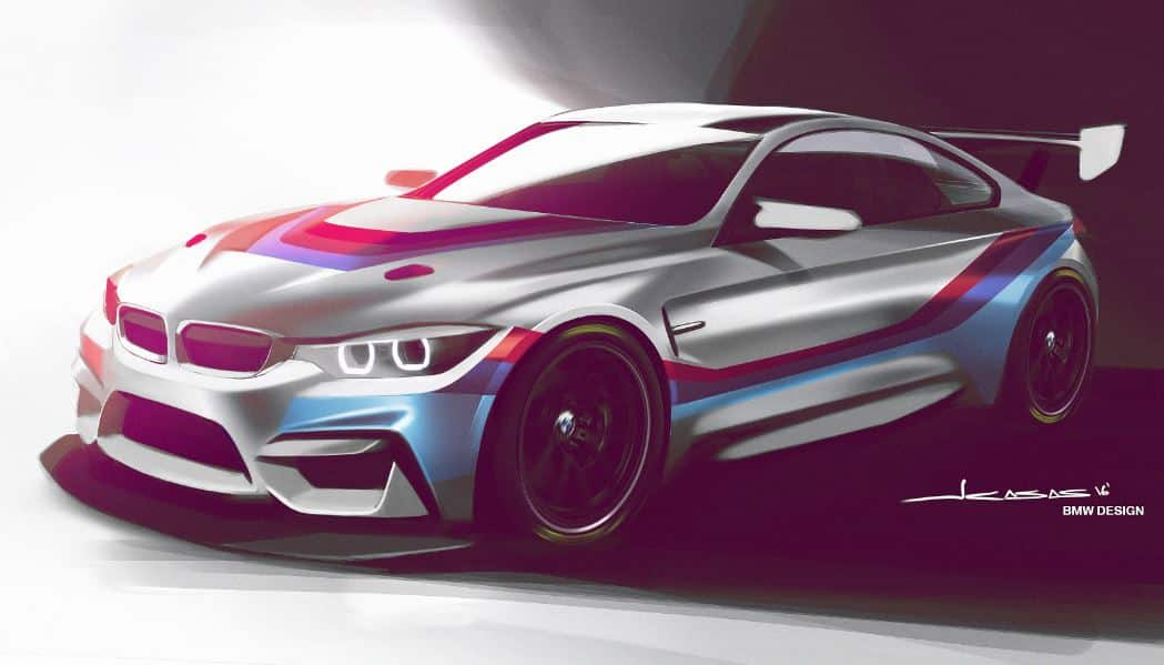 Bye, bye, BMW M3 GT4: Aquí está su sucesor, el BMW M4 GT4