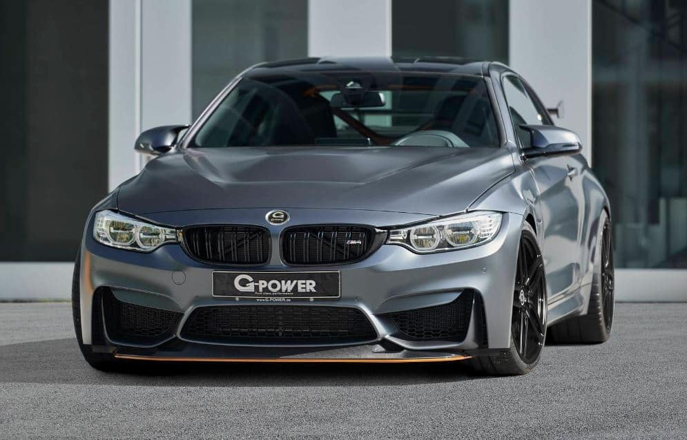 BMW M4 GTS G Power 10