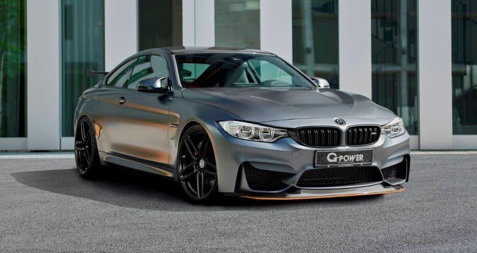 G-Power le mete mano al BMW M4 GTS y el resultado pone los pelos de punta…