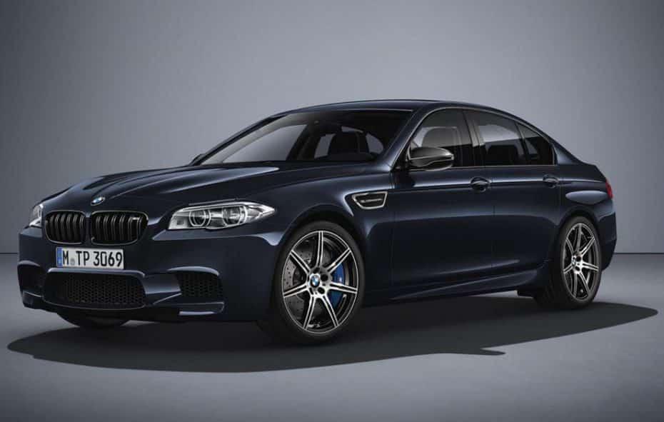 BMW M5 Competition Edition: Un M5 que parte de los 129.500 euros es simplemente espectacular