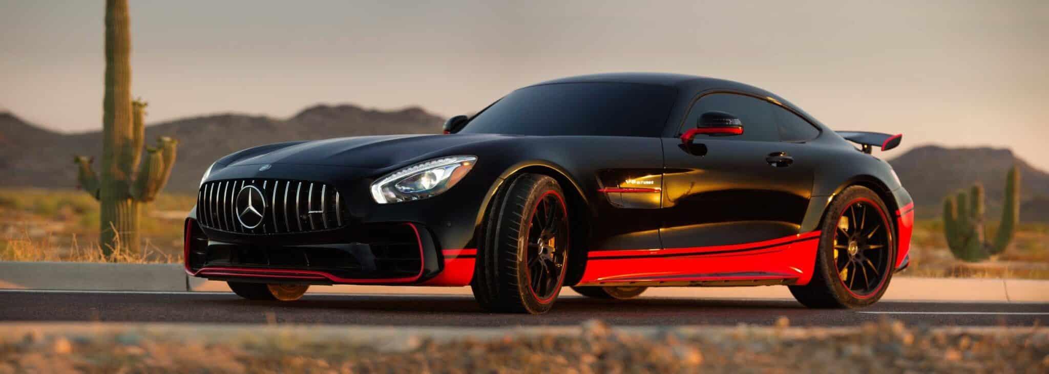 El salvaje Mercedes-AMG GT R encarnará a 'Drift' -el antiguo Veyron- en Transformers 5