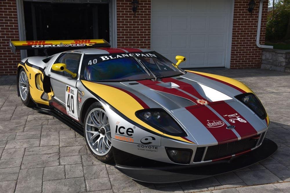 Ford GT Racer Matech GT1 (2)