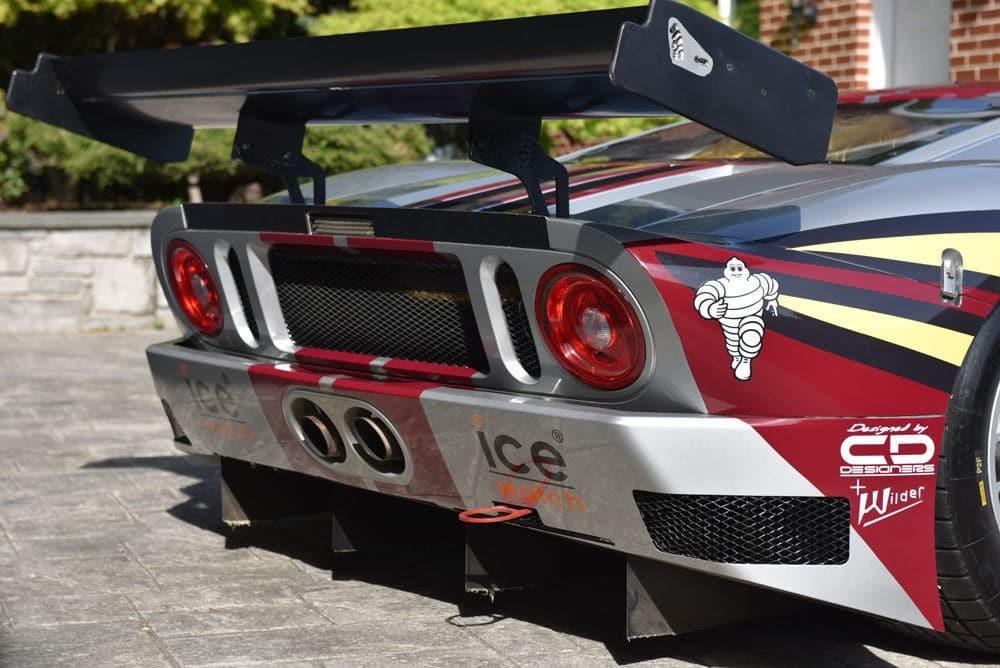Ford GT Racer Matech GT1 (9)