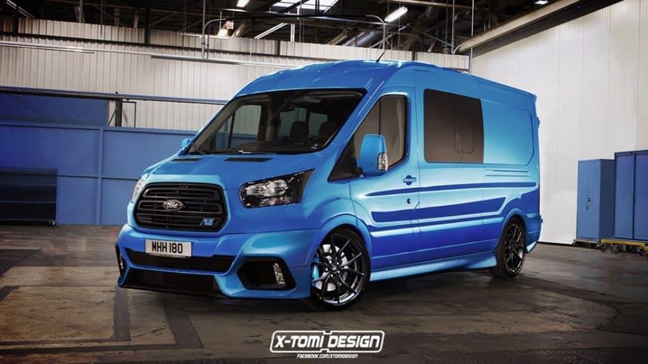 [Galería] Si existiesen las 15 furgonetas más radicales de cada marca ¡Soñarías con ser repartidor!