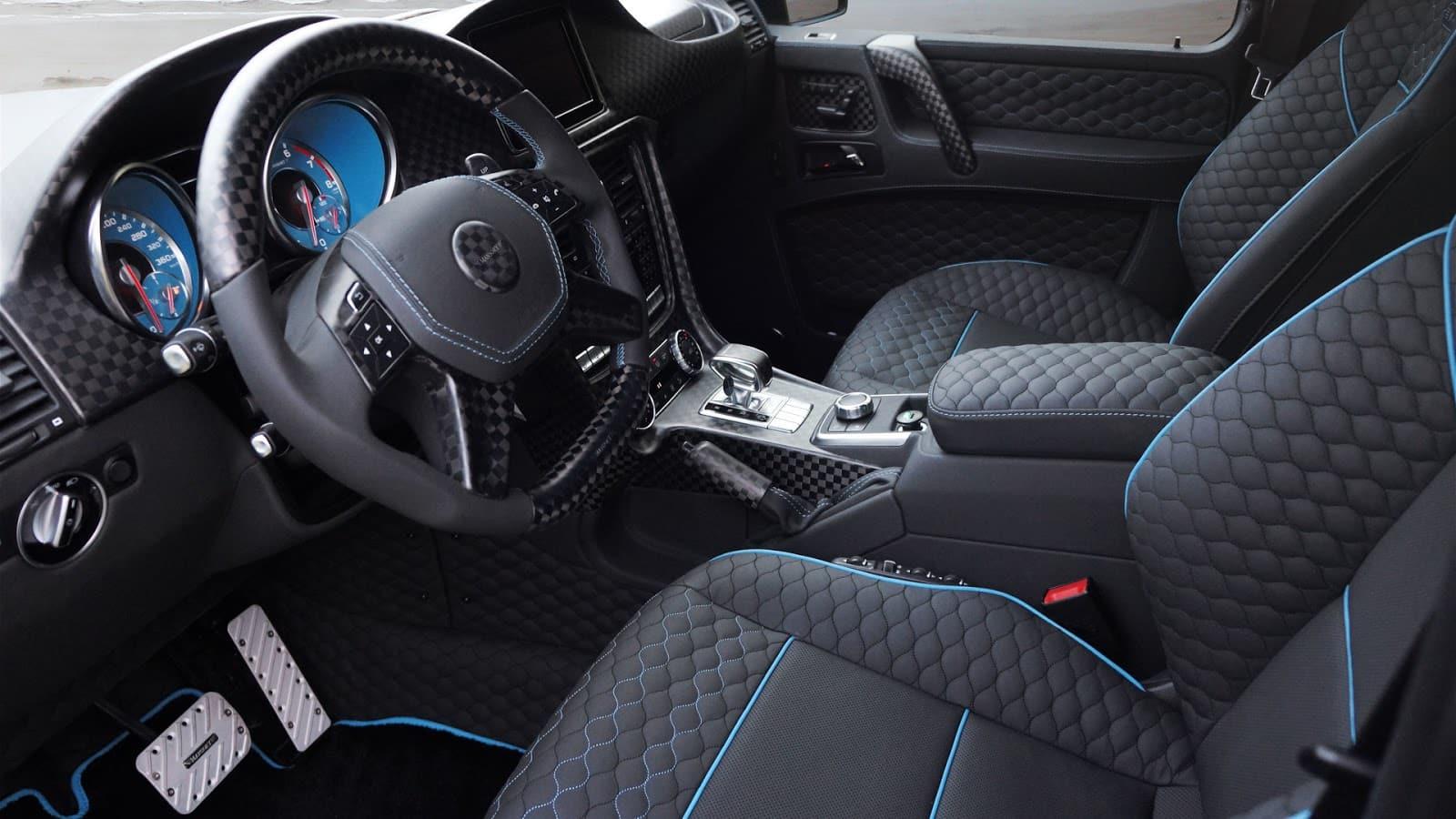 Mansory-Mercedes G500 4x4².7