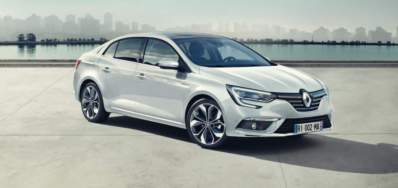 Nuevo Renault Megane sedán 17