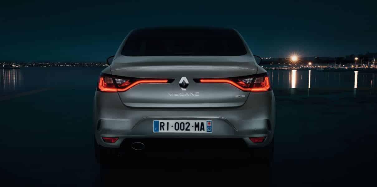 Nuevo Renault Megane sedán 9
