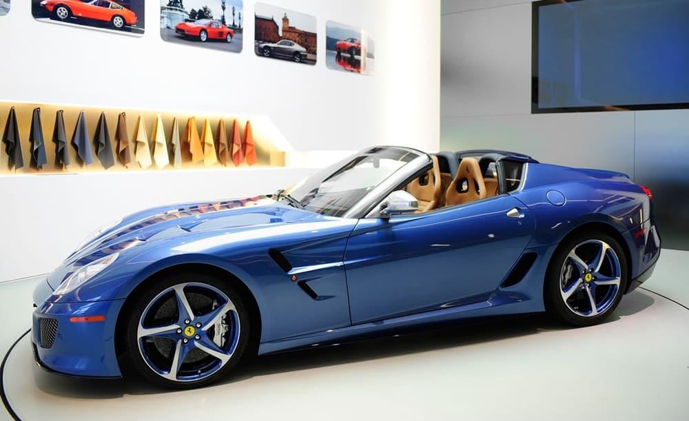 One-off Ferrari (4)