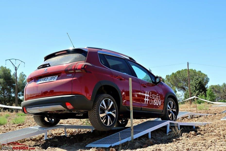 ¿Sin planes para el fin de semana? ¡Peugeot te ofrece un plan familiar en el que poner a prueba el 2008!