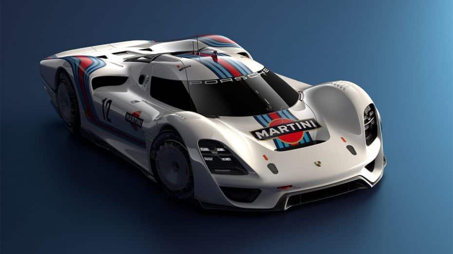 Así de salvaje luce el Porsche Vision GT: Un prototipo que soñarás que Porsche haga realidad