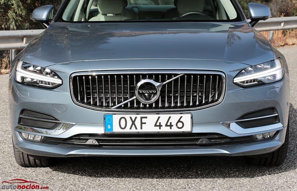 Prueba Volvo S90 9