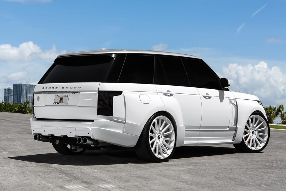 Range Rover por MC Customs (6)