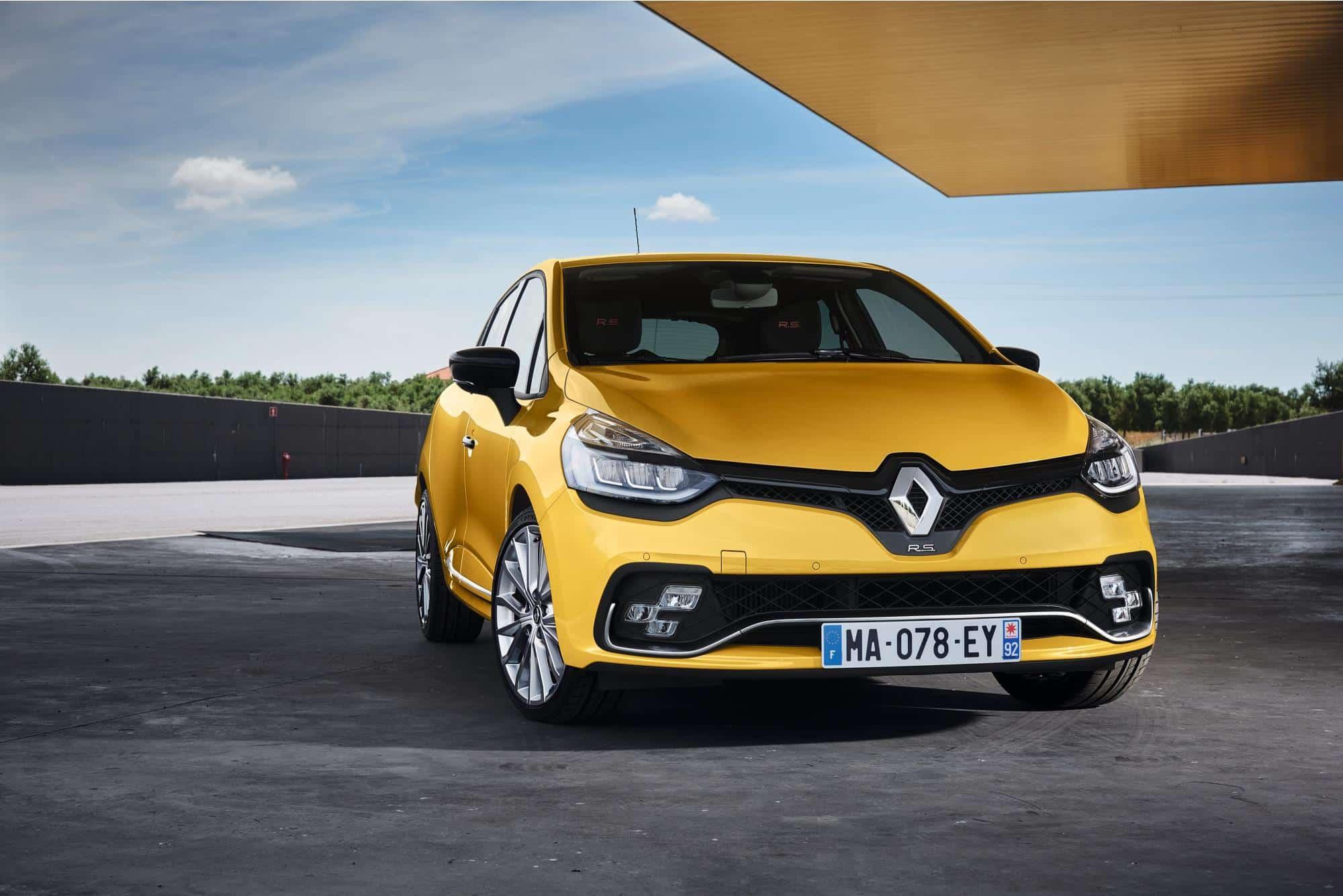 Así es el renovado Renault Clio RS: Se venderá con 200 y 220 CV