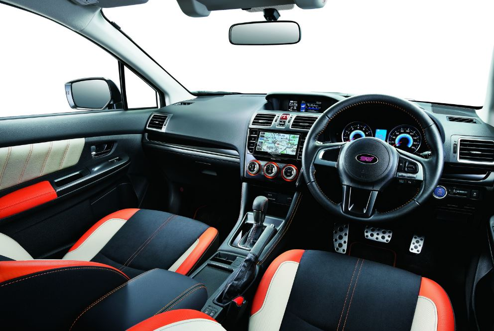 Subaru XV tS STI Hybrid 2