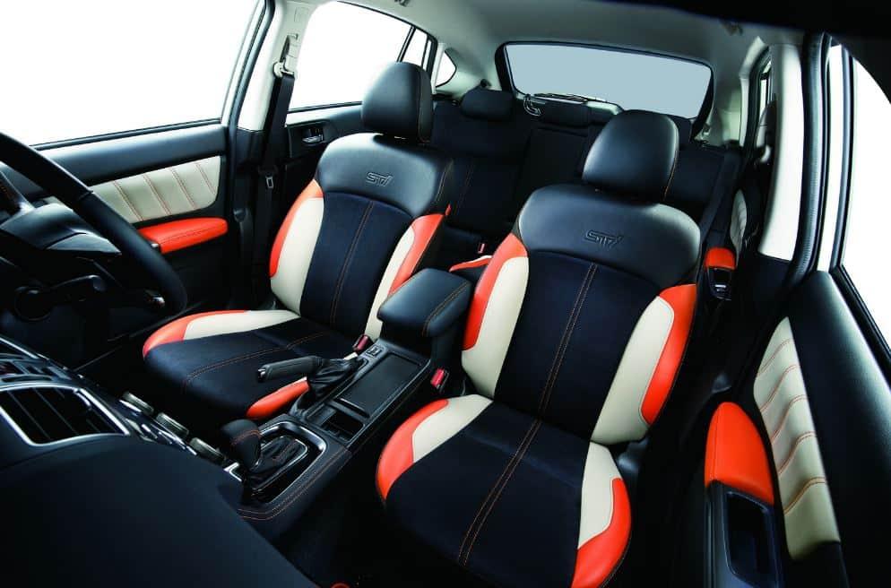 Subaru XV tS STI Hybrid 3