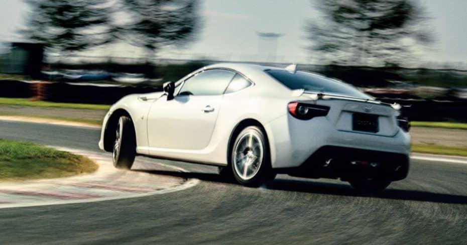 El Toyota GT86 evoluciona: Mejora aerodinámica, más potencia y mejor equipamiento