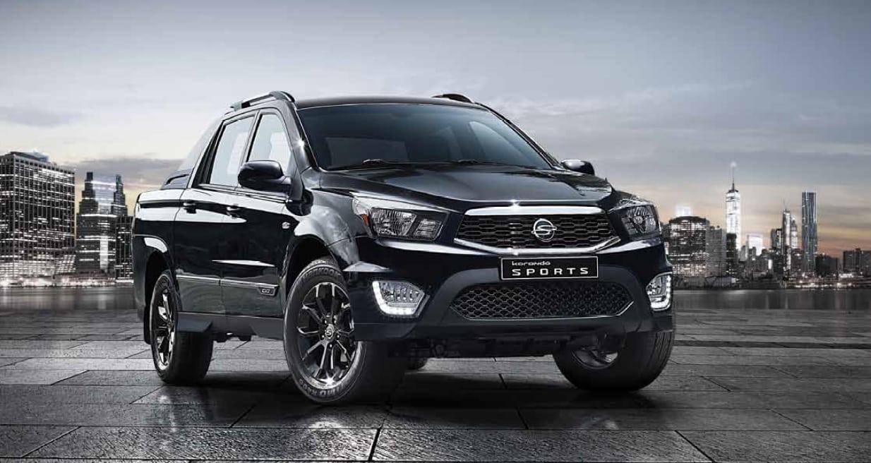 El SsangYong Actyon Sports se pone al día: Estrena motor diésel con 178 CV