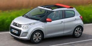 El pequeño Citroën C1 ya está listo para decir adiós