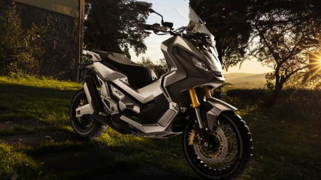 El 30 de agosto Honda presentará el nuevo maxi-scooter campero con diseño rompedor
