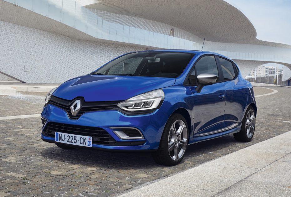 Nuevo aspecto para el Renault Clio GT-Line: Con hasta 120 CV
