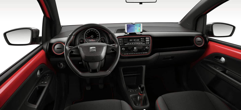 Primeras imágenes del renovado SEAT Mii: Se queda sin el 1.0 TSI de 90 CV
