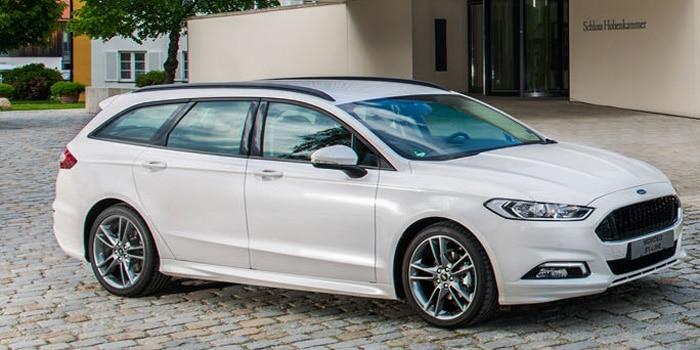 Ya a la venta el Ford Mondeo ST-Line: Estética dinámica y mayor dotación