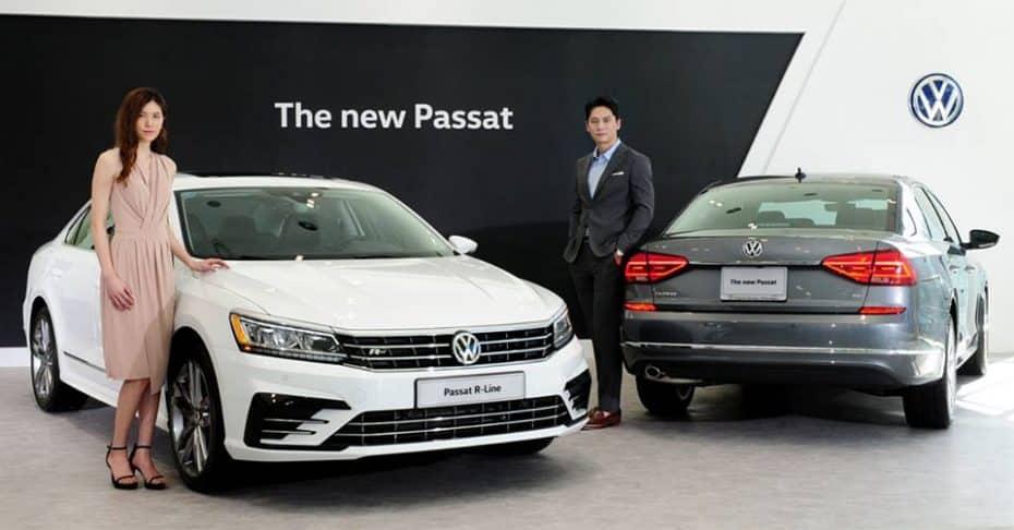 Volkswagen cesa la comercialización de la mayoría de sus vehículos en Corea del Sur: Por el dieselgate