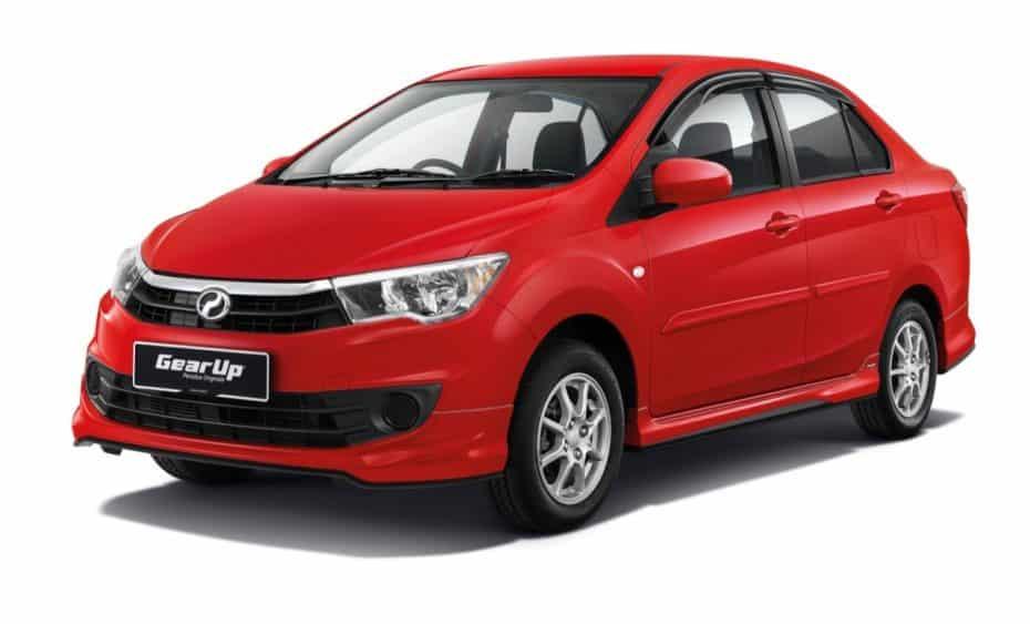 Así es la primera berlina pequeña de Perodua: Nuevo Brezza
