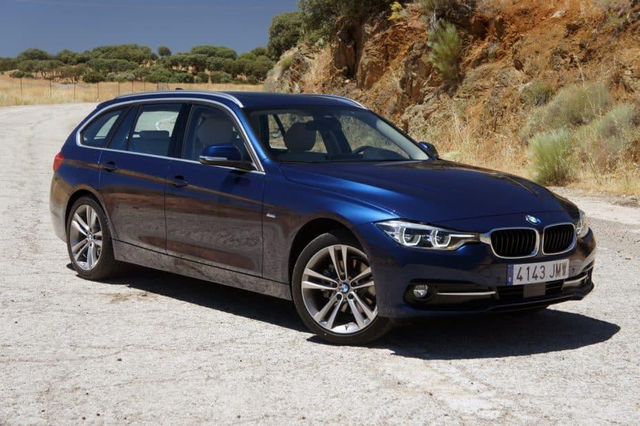 Prueba BMW 320d Touring 190 CV xDrive 8AT: ¿Quién necesita un SUV?