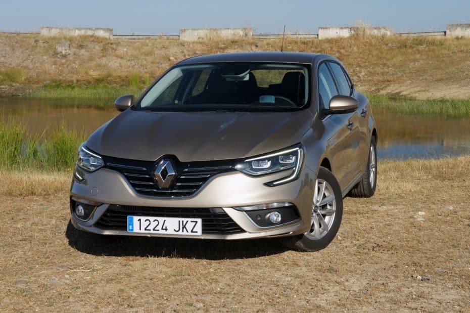Ventas noviembre 2016, España: El Renault Mégane por fin es líder