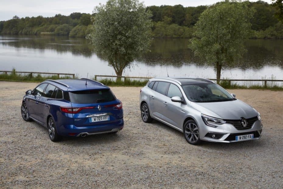 Nuevas imágenes del nuevo Renault Mégane Estate: Bonito y práctico