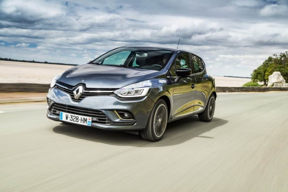 Y más imágenes del renovado Renault Clio: Con cambios muy acertados