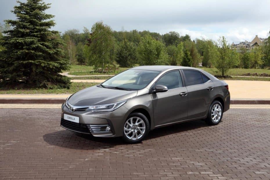"""El Toyota Corolla se pone """"guapo"""" aunque no lo verás en España"""