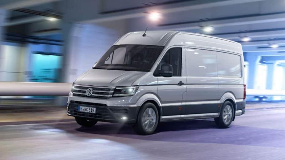 ¡Oficial!: Así es el nuevo Volkswagen Crafter, el gran comercial llega con muchas novedades