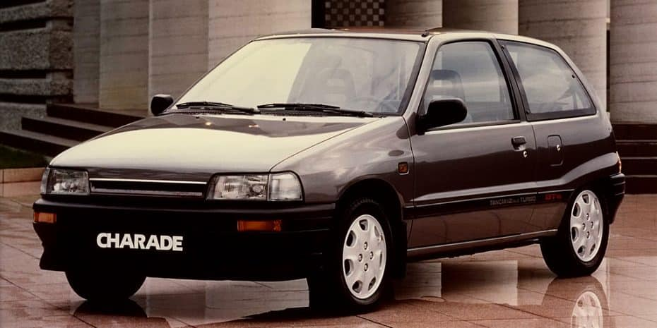 Tres pequeños GTi's de los 80 muy olvidados: Charade, Swift y Metro