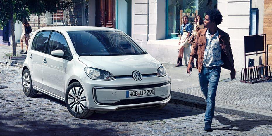 El Volkswagen e-Up se pone al día: Mejoras estéticas y mismo motor
