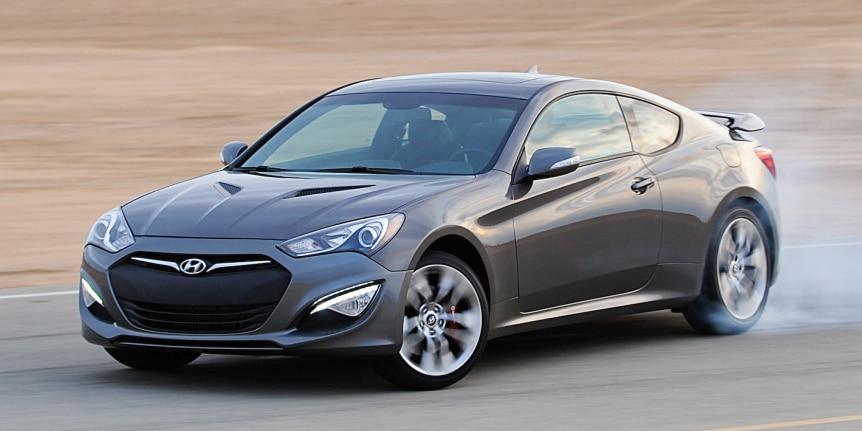 El Hyundai Genesis Coupé dirá adiós este año: Su sustituto tardará pero tendrá un V8 más rápido