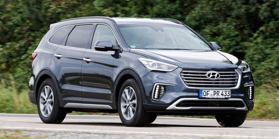 El Hyundai Grand Santa Fe para Europa se pone al día: Más bonito y equipado