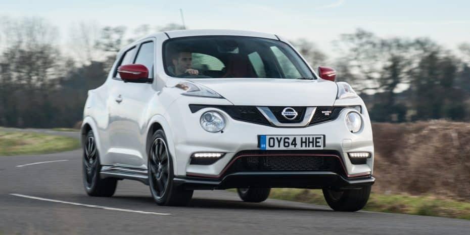 Así es la gama 2017 del Nissan Juke: Estrena acabados y más dotación de serie