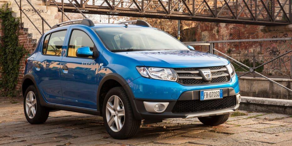 El Dacia Sandero escala posiciones en Europa; Golf, Polo y Fiesta dominan