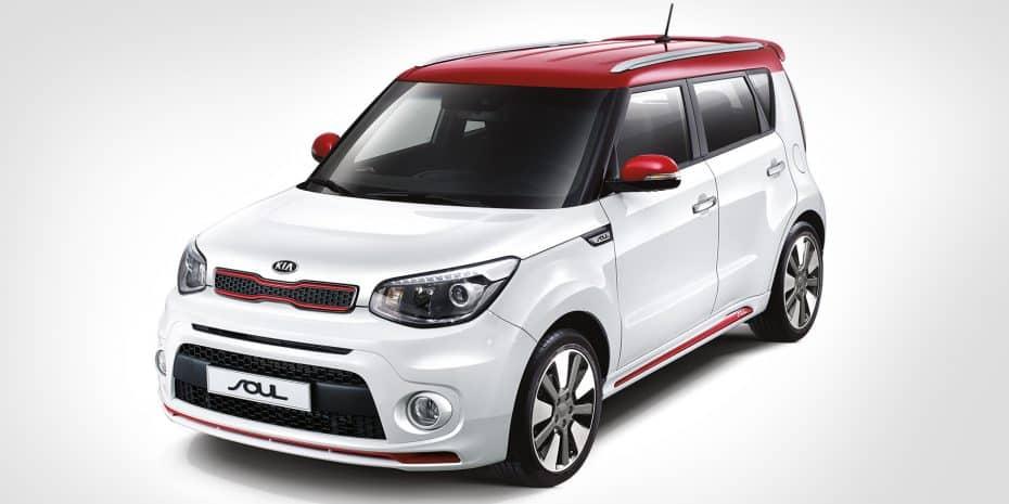 El Kia Soul recibe pequeños cambios: De momento para Corea del Sur