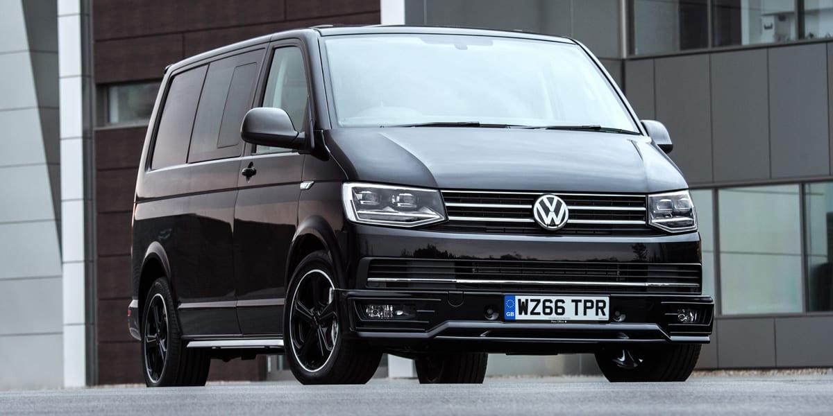 El Volkswagen Transporter Sportline nos ha conquistado: 204 CV de potencia y un look genial