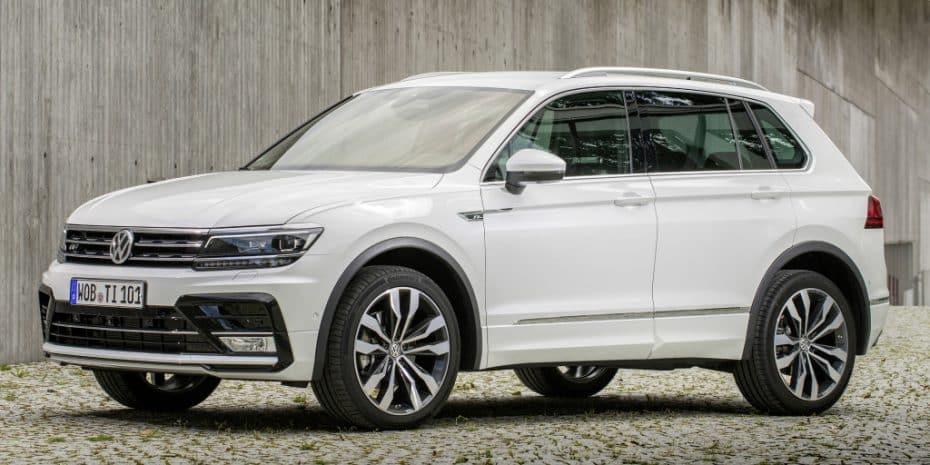 El Volkswagen Tiguan 2.0 TDI Bi-Turbo aterriza en Alemania: Más de 40.000 € por el SUV