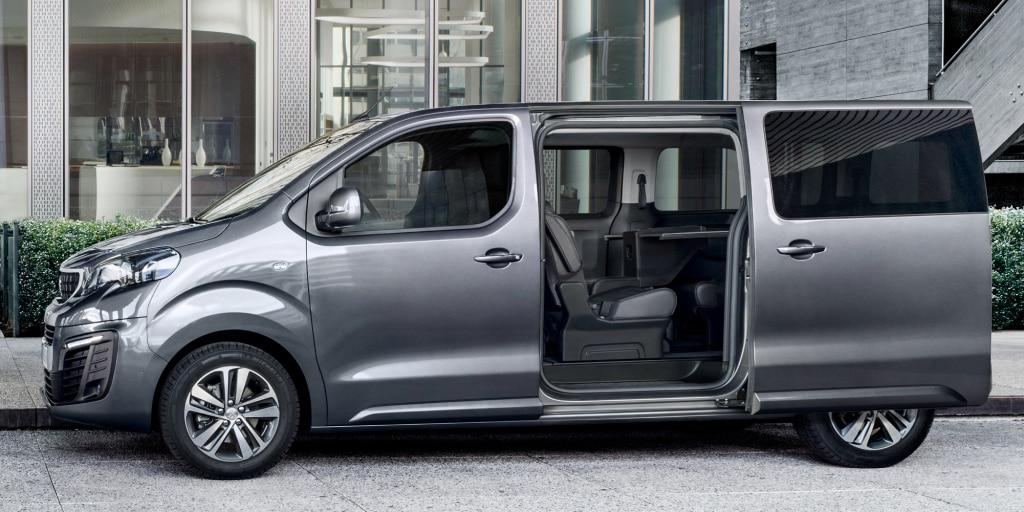 El Peugeot Traveller llega al mercado español: Caro, muy caro
